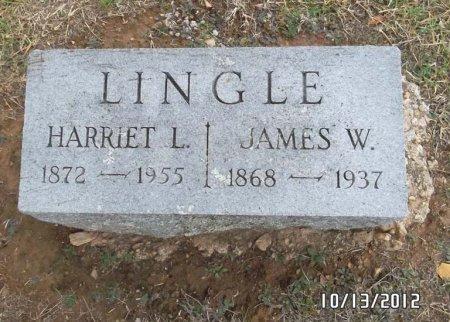 LINGLE, JAMES W - Benton County, Arkansas | JAMES W LINGLE - Arkansas Gravestone Photos