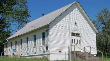 *LOGAN COMMUNITY CENTER,  - Benton County, Arkansas    *LOGAN COMMUNITY CENTER - Arkansas Gravestone Photos
