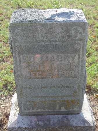 MABRY, ED - Benton County, Arkansas | ED MABRY - Arkansas Gravestone Photos
