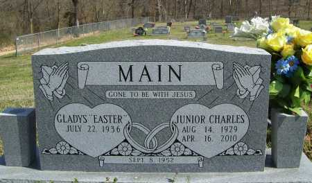 MAIN, JUNIOR CHARLES - Benton County, Arkansas | JUNIOR CHARLES MAIN - Arkansas Gravestone Photos