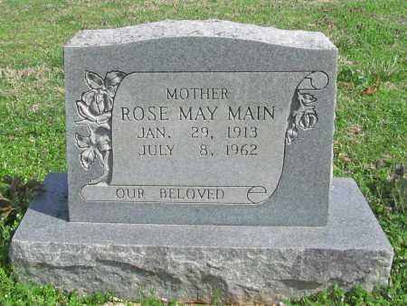 MAIN, ROSE MAY - Benton County, Arkansas | ROSE MAY MAIN - Arkansas Gravestone Photos