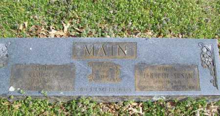 MAIN, SAMUEL F. - Benton County, Arkansas | SAMUEL F. MAIN - Arkansas Gravestone Photos