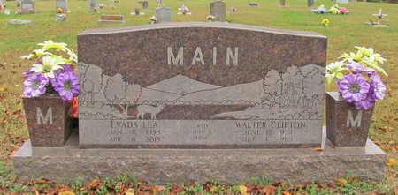 MAIN, WALTER CLIFTON - Benton County, Arkansas | WALTER CLIFTON MAIN - Arkansas Gravestone Photos