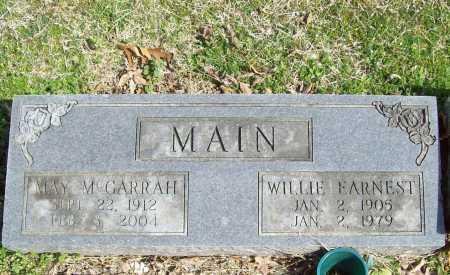 MAIN, MAY - Benton County, Arkansas | MAY MAIN - Arkansas Gravestone Photos
