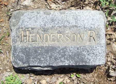 MAXWELL, HENDERSON RUSH - Benton County, Arkansas | HENDERSON RUSH MAXWELL - Arkansas Gravestone Photos