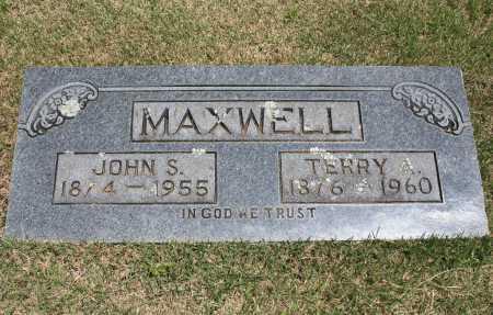 MAXWELL, TERRY - Benton County, Arkansas | TERRY MAXWELL - Arkansas Gravestone Photos