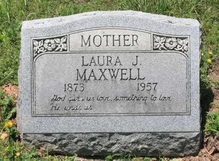 MAXWELL, LAURA J. - Benton County, Arkansas   LAURA J. MAXWELL - Arkansas Gravestone Photos