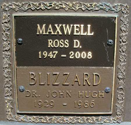 MAXWELL, ROSS D. - Benton County, Arkansas   ROSS D. MAXWELL - Arkansas Gravestone Photos