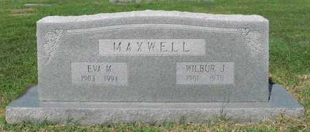 MAXWELL, WILBUR J - Benton County, Arkansas | WILBUR J MAXWELL - Arkansas Gravestone Photos