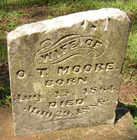 SIMPSON MOORE, A T - Benton County, Arkansas | A T SIMPSON MOORE - Arkansas Gravestone Photos