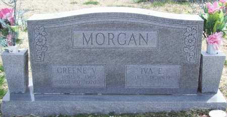 MORGAN, IVA E. - Benton County, Arkansas | IVA E. MORGAN - Arkansas Gravestone Photos