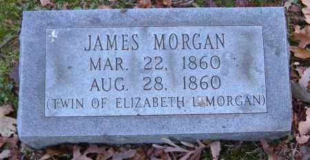 MORGAN, JAMES - Benton County, Arkansas | JAMES MORGAN - Arkansas Gravestone Photos