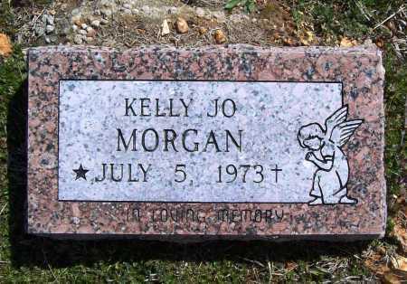 MORGAN, KELLY JO - Benton County, Arkansas | KELLY JO MORGAN - Arkansas Gravestone Photos