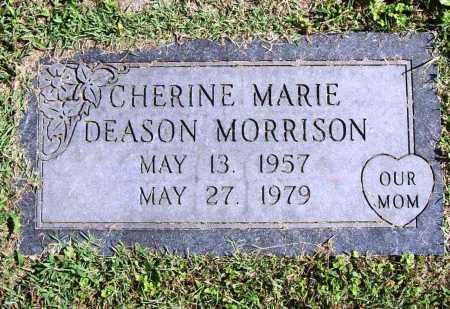 MORRISON, CHERINE MARIE - Benton County, Arkansas | CHERINE MARIE MORRISON - Arkansas Gravestone Photos