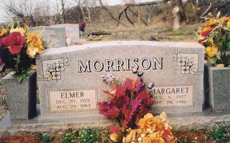 MORRISON, ELMER - Benton County, Arkansas   ELMER MORRISON - Arkansas Gravestone Photos