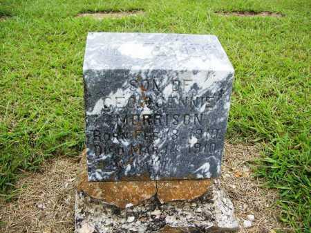 MORRISON, FLOYD - Benton County, Arkansas   FLOYD MORRISON - Arkansas Gravestone Photos
