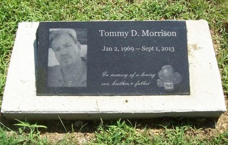 "MORRISON, TOMMY D ""THE DUKE"" - Benton County, Arkansas | TOMMY D ""THE DUKE"" MORRISON - Arkansas Gravestone Photos"