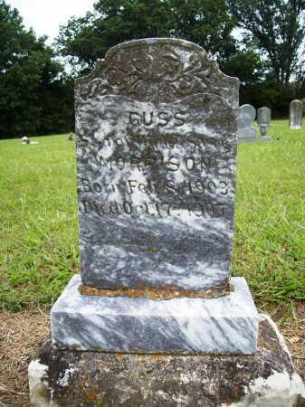 MORRISON, GUSS - Benton County, Arkansas | GUSS MORRISON - Arkansas Gravestone Photos