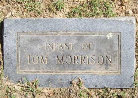 MORRISON, INFANT - Benton County, Arkansas | INFANT MORRISON - Arkansas Gravestone Photos