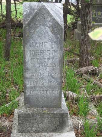 MORRISON, JANE H. - Benton County, Arkansas | JANE H. MORRISON - Arkansas Gravestone Photos
