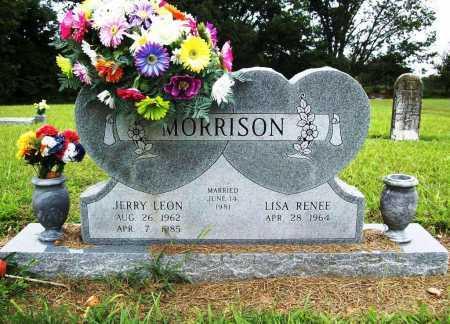 MORRISON, JERRY LEON - Benton County, Arkansas   JERRY LEON MORRISON - Arkansas Gravestone Photos