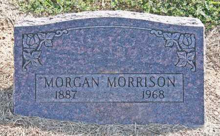 MORRISON, MORGAN - Benton County, Arkansas   MORGAN MORRISON - Arkansas Gravestone Photos