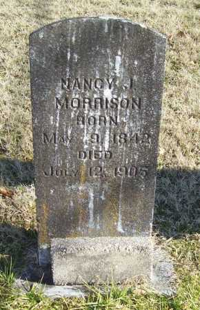 MORRISON, NANCY J - Benton County, Arkansas | NANCY J MORRISON - Arkansas Gravestone Photos