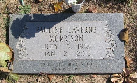 MORRISON, PAULINE LAVERNE - Benton County, Arkansas   PAULINE LAVERNE MORRISON - Arkansas Gravestone Photos