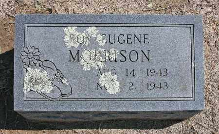 MORRISON, ROY EUGENE - Benton County, Arkansas | ROY EUGENE MORRISON - Arkansas Gravestone Photos