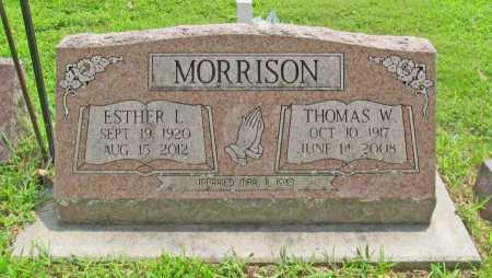 MORRISON, THOMAS WAYNE - Benton County, Arkansas | THOMAS WAYNE MORRISON - Arkansas Gravestone Photos