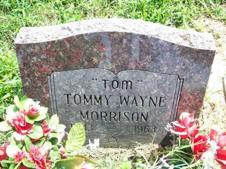 "MORRISON, TOMMY WAYNE ""TOM"" - Benton County, Arkansas   TOMMY WAYNE ""TOM"" MORRISON - Arkansas Gravestone Photos"