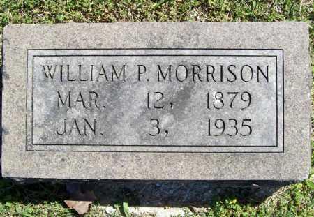 MORRISON, WILLIAM P. - Benton County, Arkansas | WILLIAM P. MORRISON - Arkansas Gravestone Photos