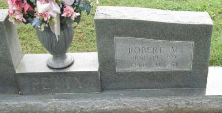 PETTY, ROBERT M. - Benton County, Arkansas | ROBERT M. PETTY - Arkansas Gravestone Photos