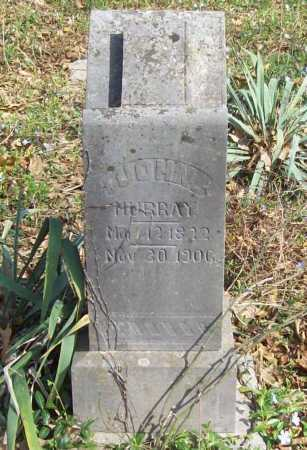 MURRAY, JOHN - Benton County, Arkansas | JOHN MURRAY - Arkansas Gravestone Photos