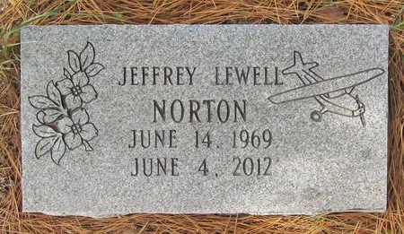 NORTON, JEFFREY LEWELL - Benton County, Arkansas | JEFFREY LEWELL NORTON - Arkansas Gravestone Photos