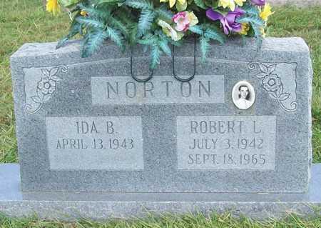 NORTON, ROBERT L - Benton County, Arkansas | ROBERT L NORTON - Arkansas Gravestone Photos