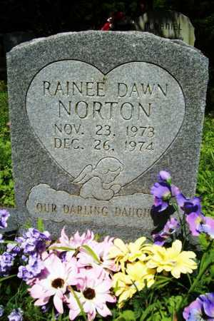 NORTON, RAINEE DAWN - Benton County, Arkansas   RAINEE DAWN NORTON - Arkansas Gravestone Photos