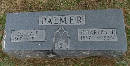 PALMER, DELLA F. - Benton County, Arkansas | DELLA F. PALMER - Arkansas Gravestone Photos