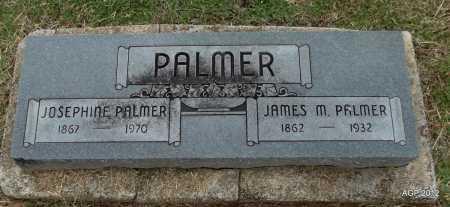 PALMER, JAMES M. - Benton County, Arkansas | JAMES M. PALMER - Arkansas Gravestone Photos