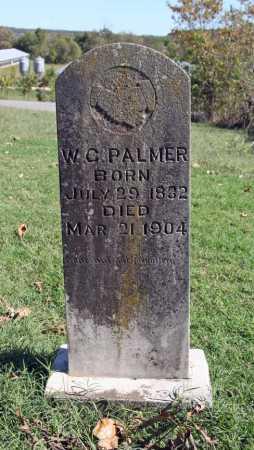 PALMER, WILLIAM C. - Benton County, Arkansas | WILLIAM C. PALMER - Arkansas Gravestone Photos