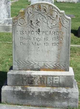 PEARCE, ISAAC N. - Benton County, Arkansas | ISAAC N. PEARCE - Arkansas Gravestone Photos