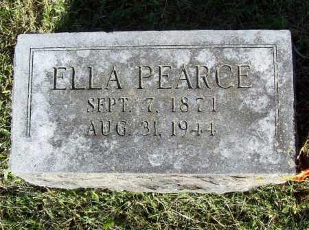 PEARCE, MARY ELLA - Benton County, Arkansas | MARY ELLA PEARCE - Arkansas Gravestone Photos