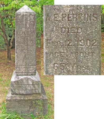 PERKINS, AUGUSTUS E - Benton County, Arkansas   AUGUSTUS E PERKINS - Arkansas Gravestone Photos
