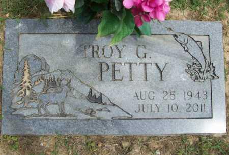 PETTY, TROY GERALD - Benton County, Arkansas | TROY GERALD PETTY - Arkansas Gravestone Photos