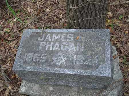 PHAGAN, JAMES R. - Benton County, Arkansas | JAMES R. PHAGAN - Arkansas Gravestone Photos