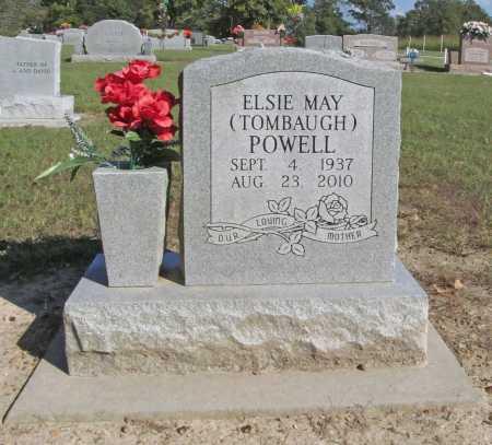 POWELL, ELSIE MAY - Benton County, Arkansas | ELSIE MAY POWELL - Arkansas Gravestone Photos