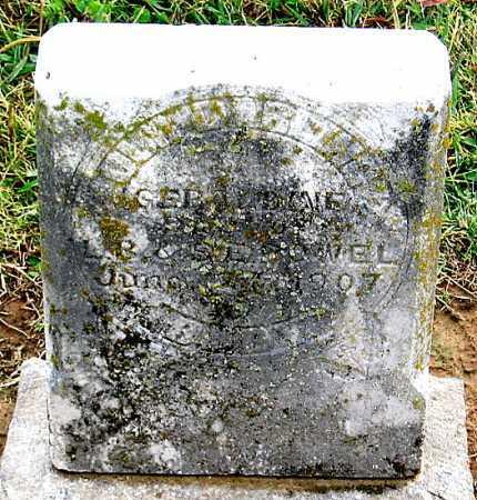 POWELL, GERALDINE - Benton County, Arkansas | GERALDINE POWELL - Arkansas Gravestone Photos
