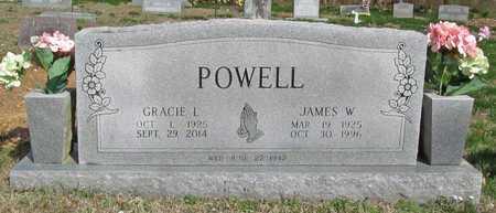 POWELL, JAMES W - Benton County, Arkansas | JAMES W POWELL - Arkansas Gravestone Photos