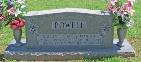 POWELL, JAMES H - Benton County, Arkansas | JAMES H POWELL - Arkansas Gravestone Photos