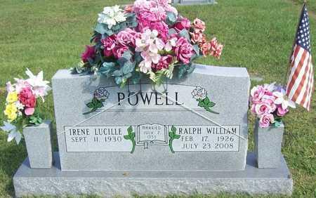POWELL, RALPH WILLIAM - Benton County, Arkansas | RALPH WILLIAM POWELL - Arkansas Gravestone Photos